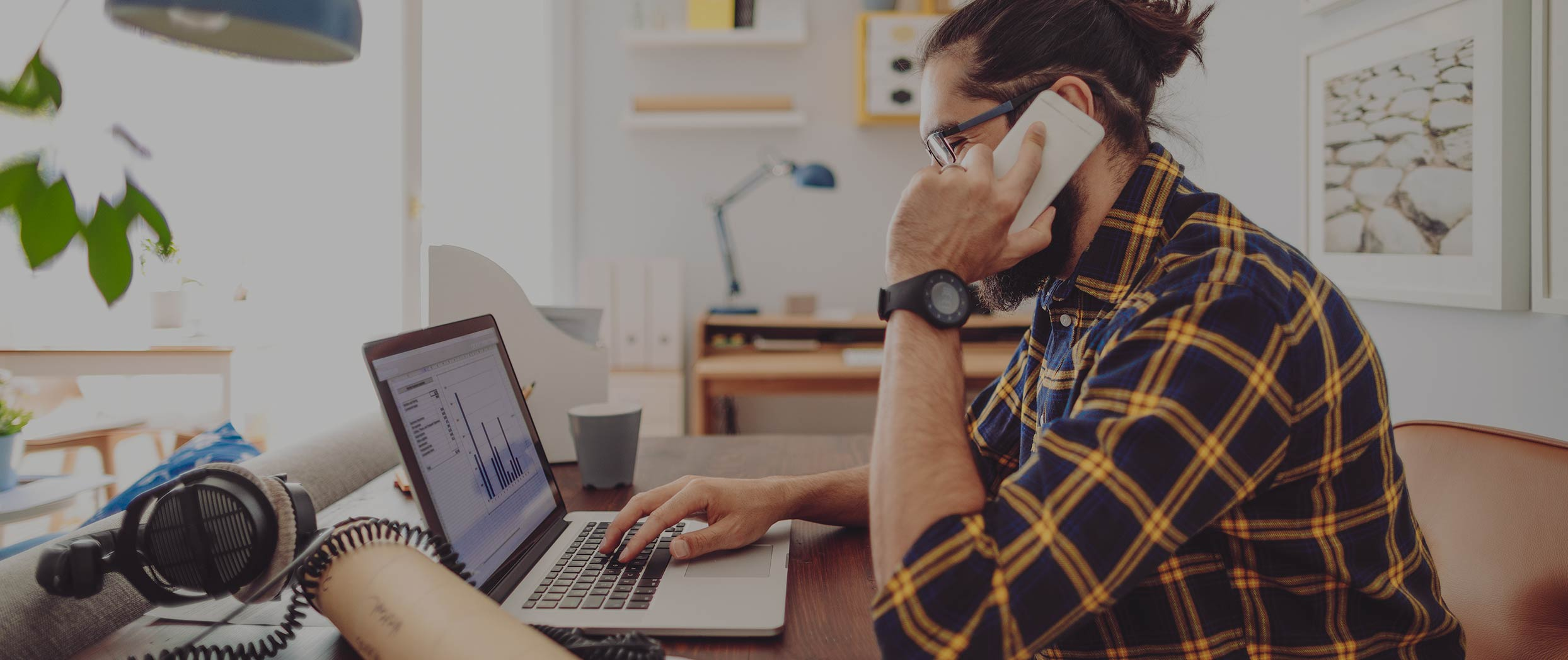 Tips for working remotely without putting your company at risk