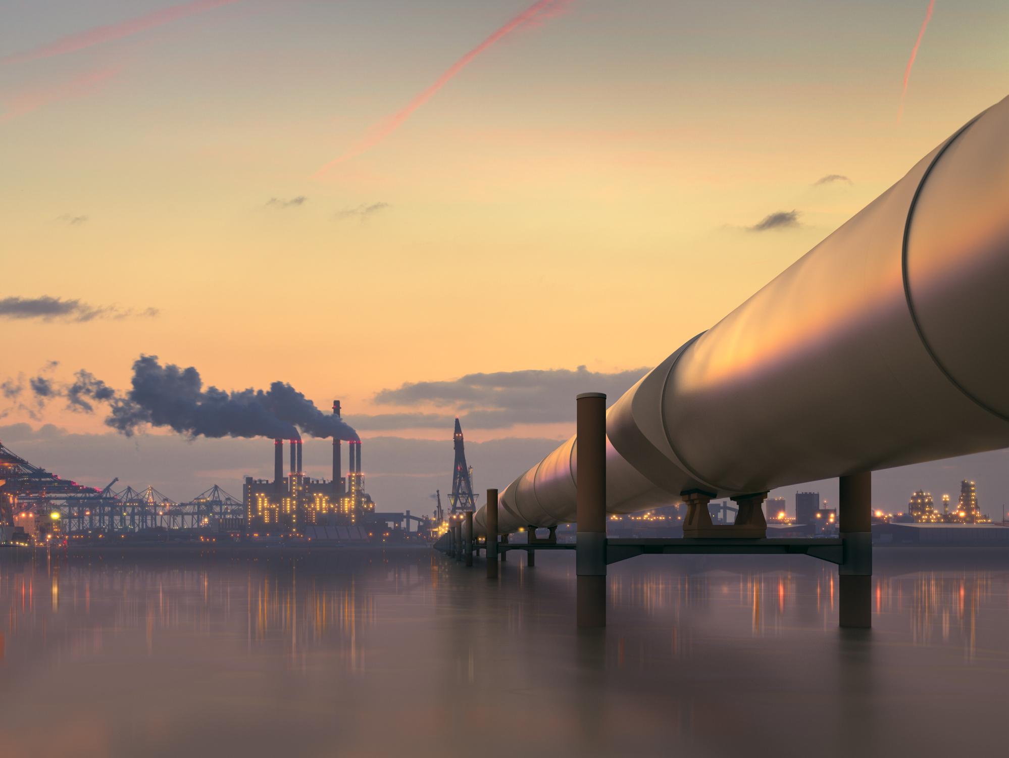 El oleoducto Colonial de EEUU sufre el mayor ciberataque producido contra contra instalaciones petrolíferas